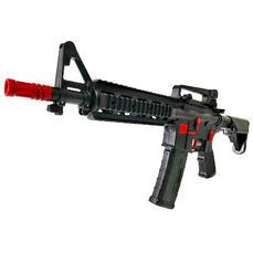 杨楷M16水弹枪4代升级版下供弹