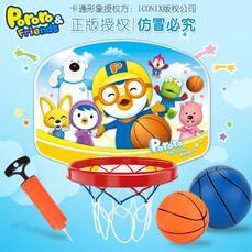 华廷啵乐乐亲自篮球板