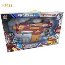铠力英雄战队电动软弹枪