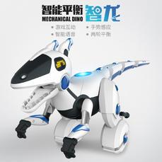 锋源智能平衡恐龙智龙儿童益智电动遥控玩具多功能感应机器人玩具